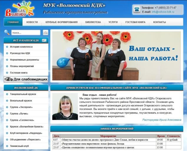 Волковский КДК