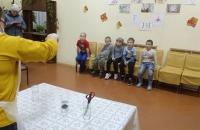 Мероприятие «Нескучная наука» в д. Волково.