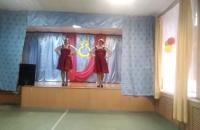Международный женский день в д.Милюшино.