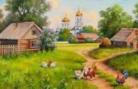Гуляния - «День деревни Волково - 2019!»