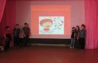Литературная игра «Книжное конфетти» в д. Милюшино