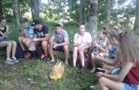 Профильная смена «Творческое лето» в Волкоском клубе